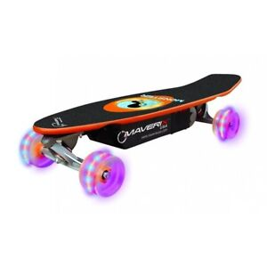 Image Is Loading Maverix Monster 100 Watt Electric Skateboard New In