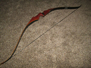 BEAR-BLACK-PANTHER-RECURVE-BOW