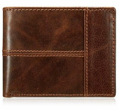 Handmade Genuine Leather Bifold Biker Men/'s premium Wallet  leather