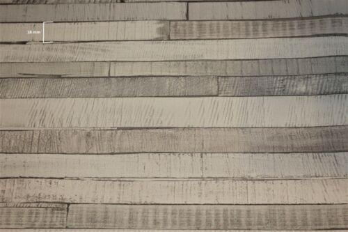"""Fußboden /""""Holzdielen Weiß/"""" Papiertapete für Puppenhaus Puppenstube 4103"""