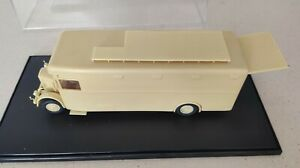 Mmk auto union rentransporter rtr in clear resin, only 3 units.