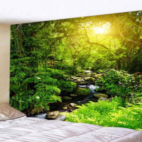 Tuch Wandbehang Yoga Matte Strandtuch Wandtuch Wandteppich Tapisserie Sofa Deko