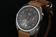 Heuer Monza Automatic Chronograph 150.511 Rare Chrome Version Untouched