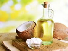 1Kg Organic Coconut Oil, Extra Virgin, Unrefined Cold Pressed FREE UK Shipping