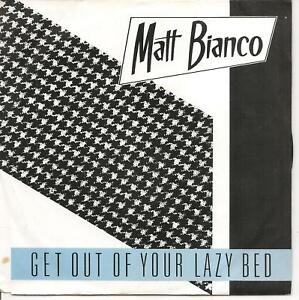 45-TOURS-7-034-SINGLE-MATT-BIANCO-GET-OUT-OF-YOUR-LAZY-BED-BIG-ROSIE-1983