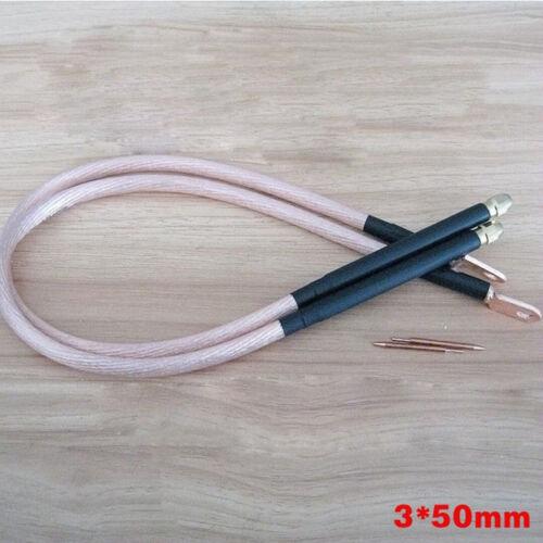 Spot Welder Copper Handheld Spot Welding Pen Hole Terminal Connector