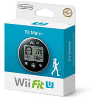 Brand Sealed Genuine Original Nintendo Wii Fit U Fit Meter Black/silver