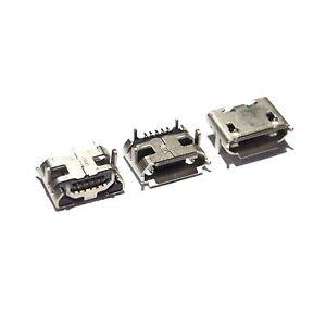 10X Micro USB Charging Port Connector LENOVO IDEATAB A2107 A2107A A2107B Tablet