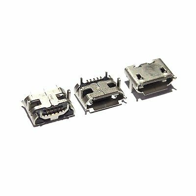 2X Micro USB Charging Port Connector for Hisense Sero 8 E2281 Sero 7 Pro M470BSA