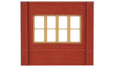 Woodland Scenics DPM - DOCK LEVEL VICTORIAN WINDOW - HO Building Kit 30143