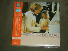 Richard Clayderman Un Blanc Jour d'un Chaton Japan Mini LP sealed
