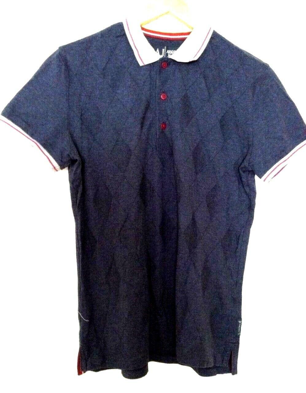 Armani Jeans- Polo shirt  for men - size EU XL