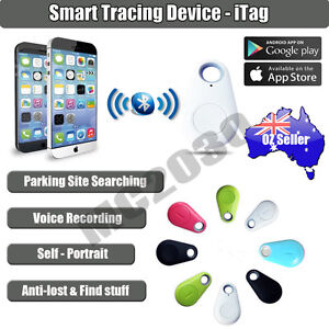 Details about iTag Smart Bluetooth Tracer GPS Locator Tag Alarm Wallet Key  Pet Dog Tracker