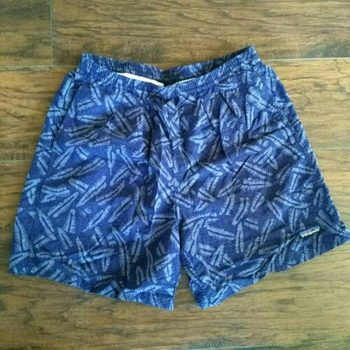 Excellent Patagonia Mens Baggies Shorts Trunks Vin