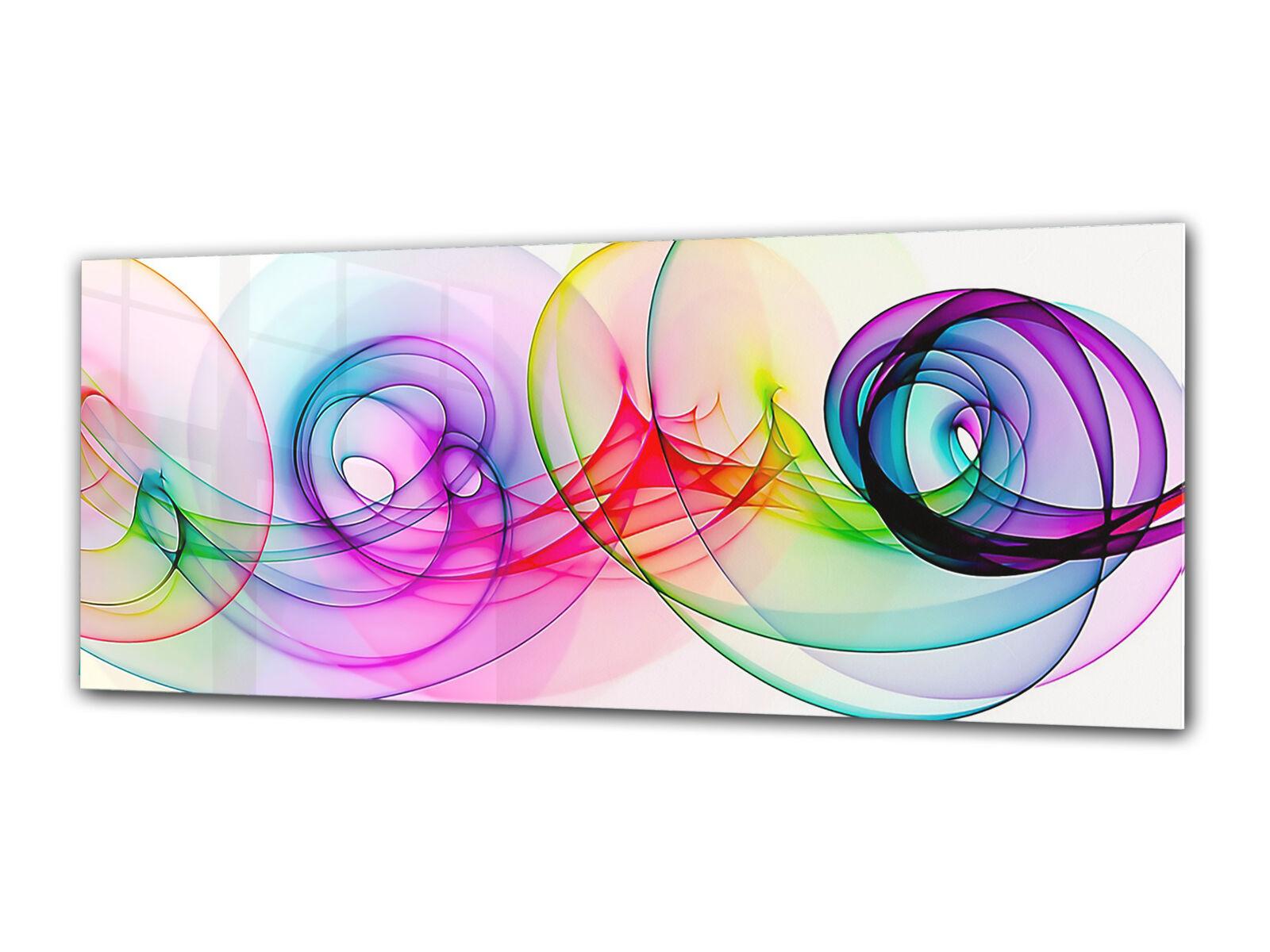 Verre Imprimer Wall Art 125x50 Cm Image sur Verre Déco Mur Photo 81326317