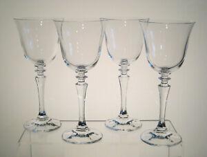 PRESTIGE-SCHOTT-ZWIESEL-Water-Goblets-7-7-8-034-SET-of-FOUR-Multi-Sets-Avail