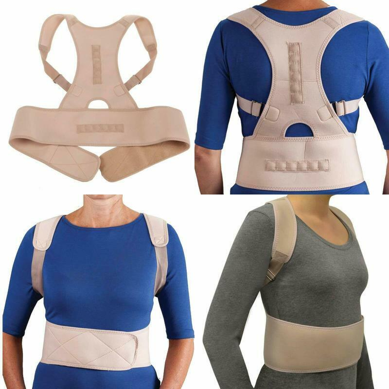 Lifeshop Active Physio Magnetic Posture Gripping Back And Sh