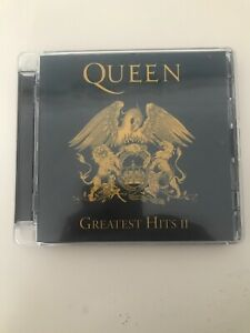 QUEEN-GREATEST-HITS-II-Cd-Free-Postage