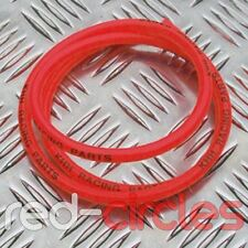 1m RED PIT BIKE FUEL HOSE / PETROL PIPE 140cc 150cc 160cc PITBIKE