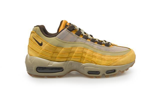 Wo Hommes Nike Air Max 95 Winter RARE - 880303 Bamboo 700 - Bronze Brown Bamboo 880303 Wheat Tr cacbdd
