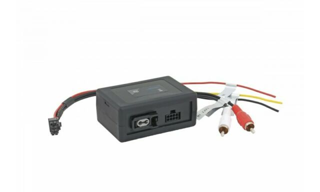 Car Radio Fibre Optics Adapter Most Bus Soundsystem for Mercedes CLC Cl. CL203