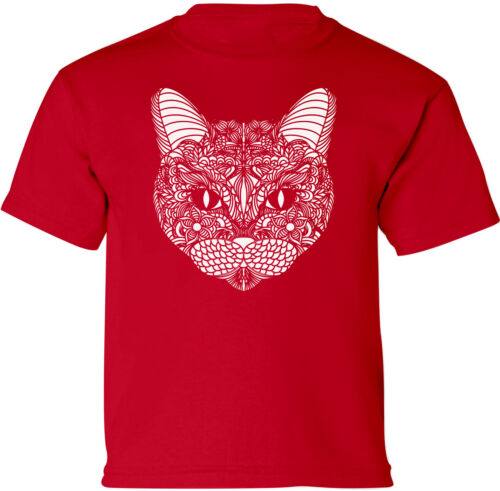 Cat T-Shirt Pattern Toddler Shirt