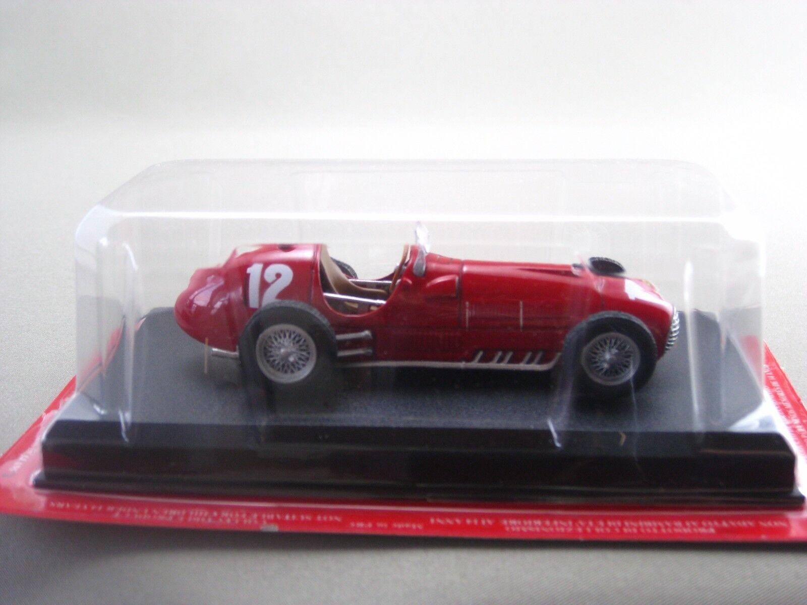 Ferrari 375 F1 Jose fronilan Gonzalez 1951 Hachette 1 43 Diecast Modelo Coche Vol.61