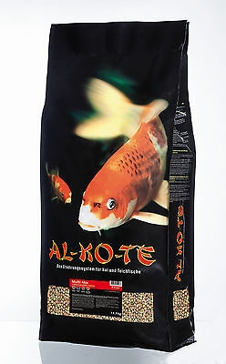 al-ko-te Multi Mix 6mm 13,5 KG MANGIME PER KOI