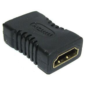 HDMI-et-connecteur-cable-d-039-extension-HDMI-034-femelle-et-femelle-034-J5X4