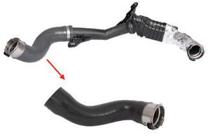 details about dacia dokker lodgy logan ii sandero ii duster 1 5 dci intercooler turbo hose