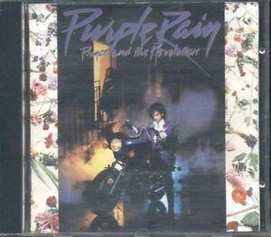 Prince-Purple-Rain-Black-Target-Germany-Press-Cd-Eccellente