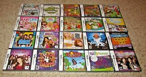 Lot-Of-20-Nintendo-DS-Games-All-Brand-New-Wholesale-Lot