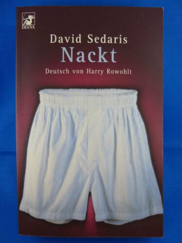 1 von 1 - Nackt von David Sedaris
