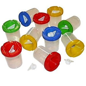 Non Spill Paint Pots Pack de 10-afficher le titre d`origine uQNDMzpU-07191946-336753183