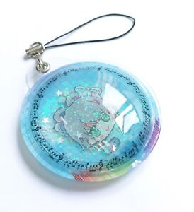 Vocaloid Hatsune Luo Tianyi Affusion PVC Keychain Strap 2-side Be