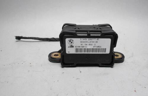 BMW E60 E63 ////M M5 M6 DSC ABS Speed Yaw Rotation Sensor Module 2006-2008 USED OE