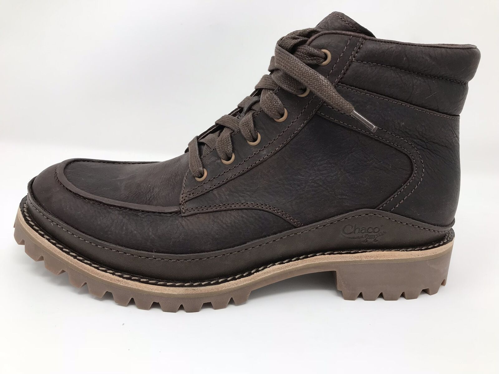 New Chaco Men's Yonder-M skid-resistant Boot J150099, Baker Chocolate, 9 M US