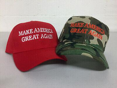 Trump 2020 President Make America Great Again MAGA Baseball Cap Hat BLACK BFL