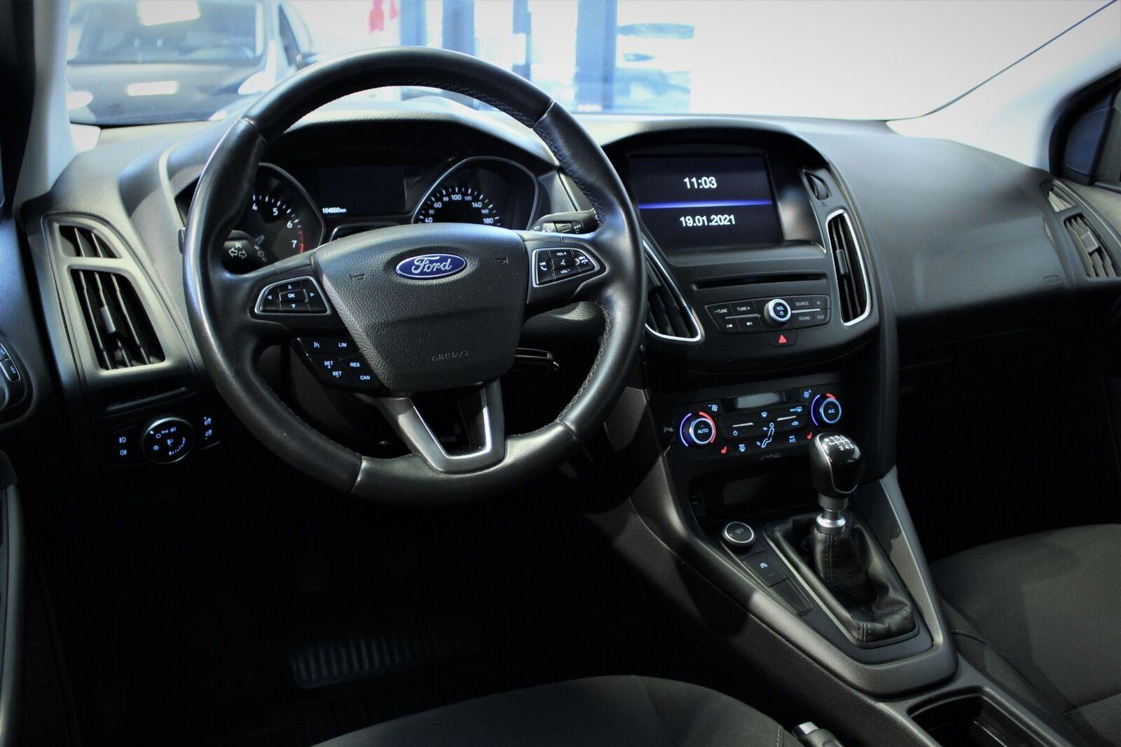 Ford Focus 1,0 SCTi 125 Business stc. - billede 7