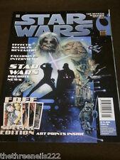 STAR WARS # 8 - EFFECTS SECRETS REVEALED - JUNE 1997