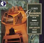 Bach: Goldberg Variations (CD, Aug-1993, Dorian)