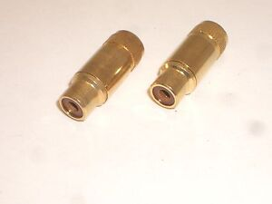 AIM TNC MALE TO RCA FEMALE CONNECTOR ADAPTER