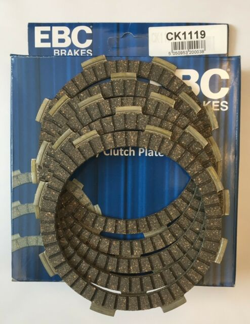 Honda CBF125 (2009 to 2015) EBC Heavy Duty Clutch Friction Plate Kit (CK1119)