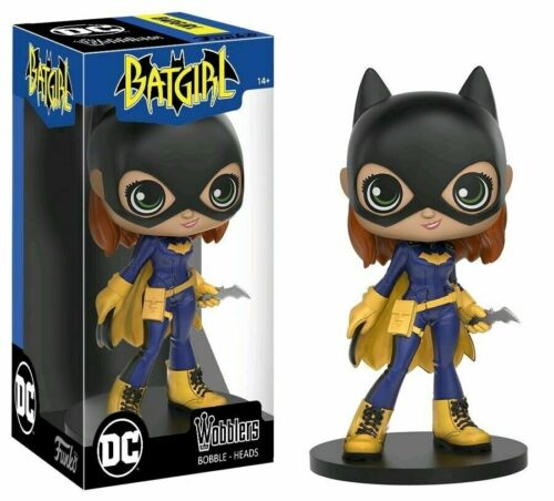 Batman Batgirl of Burnside Wobblers Bobble-head DC Comics