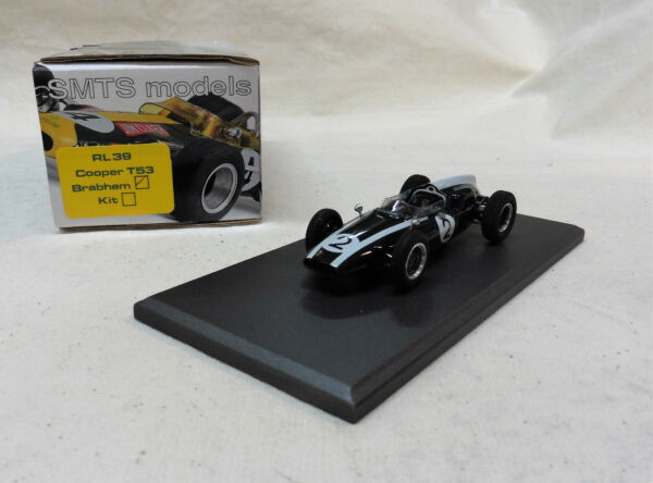 Imparziale 1/43 Rl39 Cooper T53 Brabham By Smts Ufficiale 2019