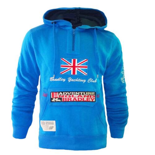 NUOVO Uomo Design calde Sweatjacke Felpa con cappuccio Pullover Hoodie S M L XL XX
