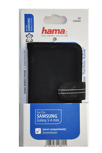 Hama-124640-Handyhuelle-Window-Case-034-Portfolio-Nubuk-034-fuer-SAMSUNG-Galaxy-S4-mini