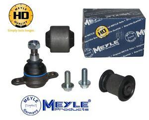 Vw-Transporter-T5-Meyle-Hd-rotula-amp-arbustos-Brazo-de-suspension-inferior-Kit-de-reparacion