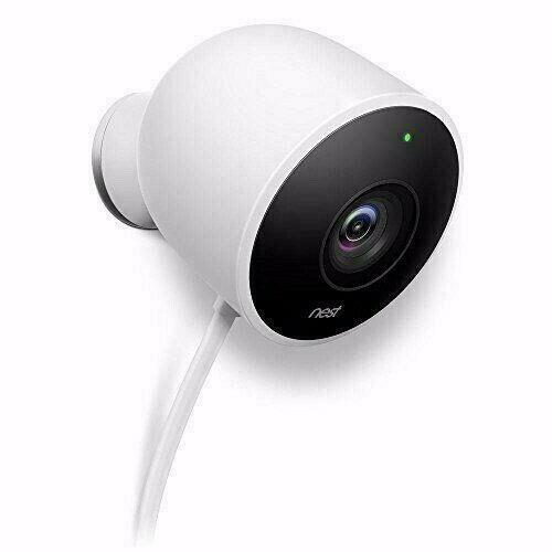 Nest Cam Outdoor Security Camera - NC2100ES -