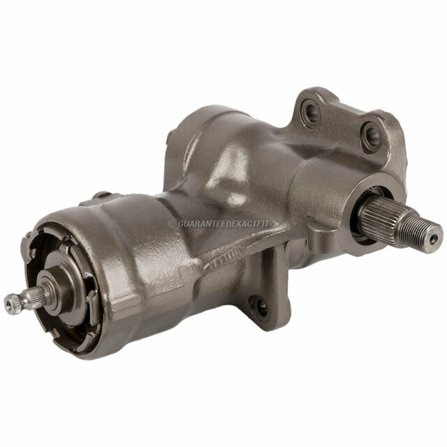BuyAutoParts 82-00475R Remanufactured Remanufactured Power Steering Gearbox For Dodge Chrysler /& Plymouth Mopar